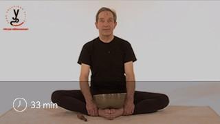 Vidéo Mini séance de yoga pour éliminer l'agitation mentale