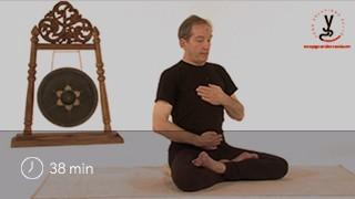 Vidéo yoga La respiration complète