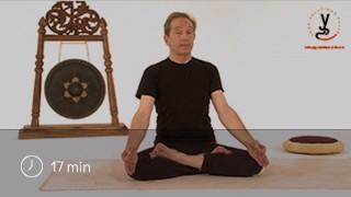Vidéo yoga Le souffle de lumière - Kapalabathi