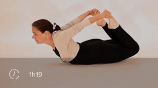 Video yoga - crise insomnie surbookés hyper actifs