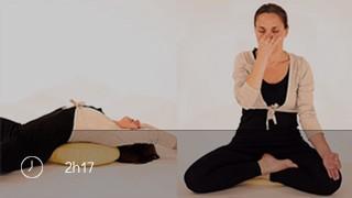 Video Yoga Solution Crise et prévention insomnie face au stress