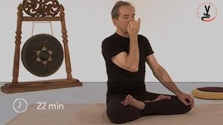 Respiration alternée - Nadishodana