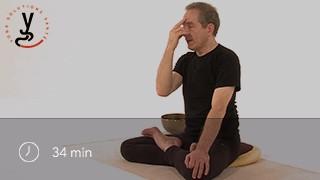 Cours de yoga pour Débloquer sa respiration, se détendre