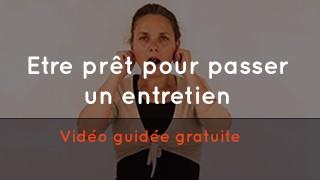 Vidéo gratuite Yoga Stress - Technique guidée 1