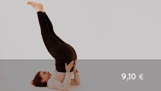 """Vidéo yoga - prévention Insomnie """"surbookés"""""""