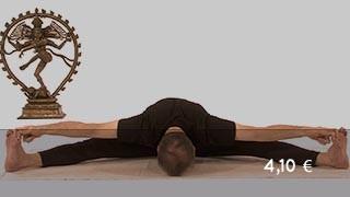 Vidéo yoga - Posture du grand angle - Mahakonasana