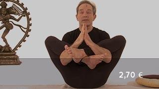 Vidéo yoga Posture de l'embryon - Garbasana
