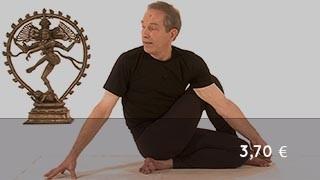 Vidéo yoga Demi-posture du roi des poissons - Ardha matsyendrasana