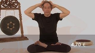 Vidéo yoga Souffle de l'abeille Bhramari pranayama