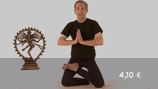 Vidéo yoga Posture du demi-cheval - Ardha vatayanasana