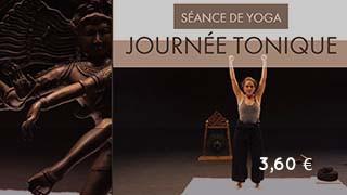 Cours de yoga en ligne pour commencer la journée de façon tonique, yoga matin