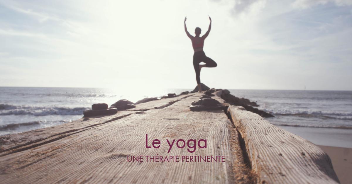 Le yoga - une thérapie pertinente