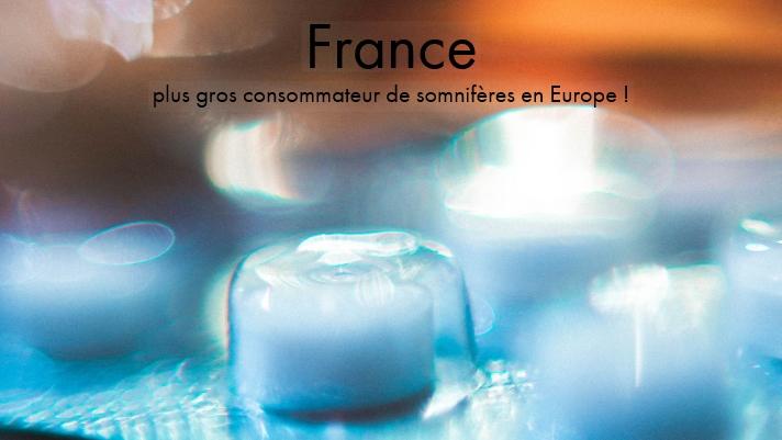 France, premier consommateur de somnifères en Europe