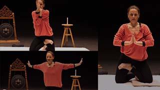 Séance de yoga 4 pour développer sa confiance en soi et son intuition