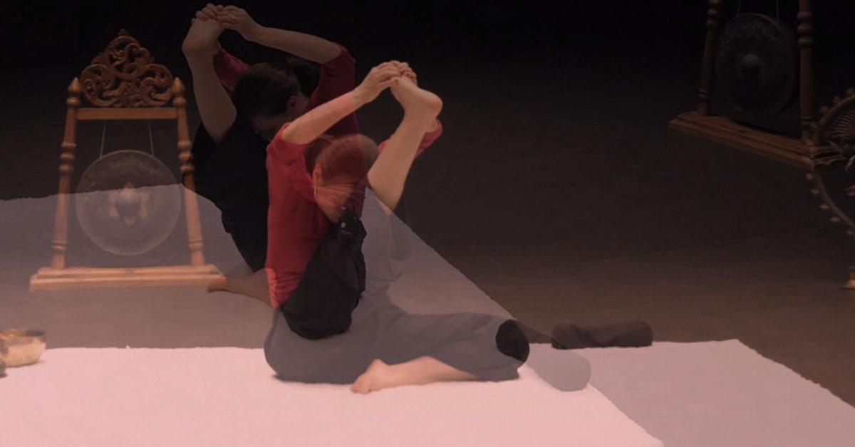 Séance de yoga pour stimuler le ventre et les organes internes, réguler les émotions et les états mentaux agités