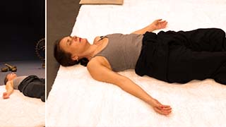 Séance de yoga pour éviter l'anxiété, éliminer le stress et installer la paix intérieure (avec un mini yoga-nidra)